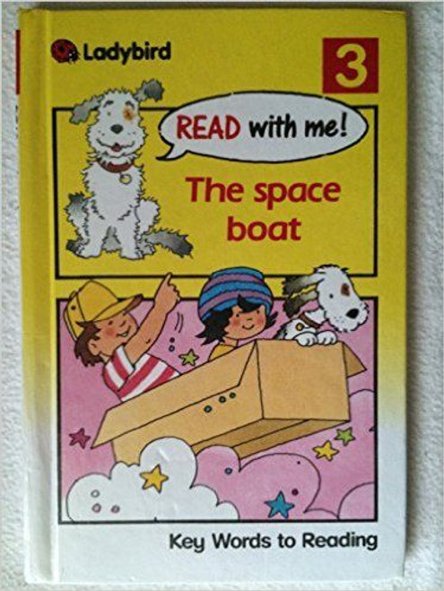 ladybird / Read with Me: The Space Boat