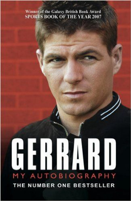 Gerrard, Steven / Gerrard: My AutoBiography
