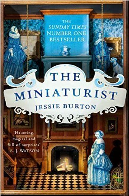 Burton, Jessie / The Miniaturist