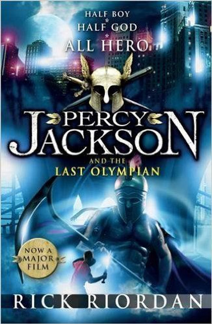 Riordan, Rick / The Last Olympian (  Percy Jackson and the Olympians : Book 5  )