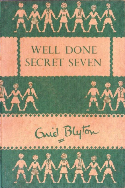 Blyton, Enid / Well Done Secret Seven