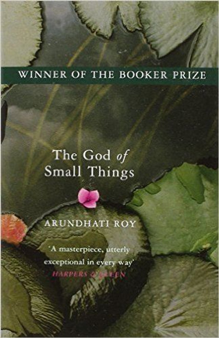 Roy, Arundhati / The God of Small Things - Booker Prize Winner, 1997