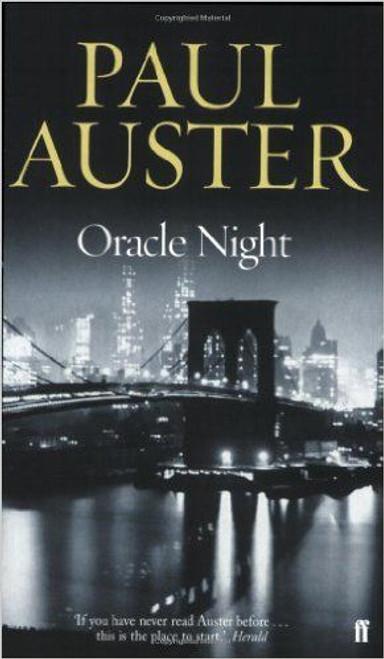 Auster, Paul / Oracle Night