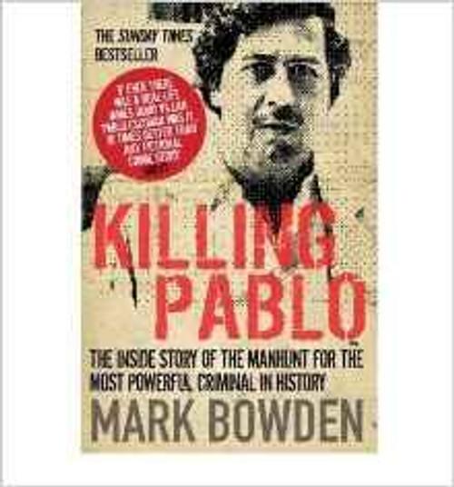 Bowden, Mark / Killing Pablo