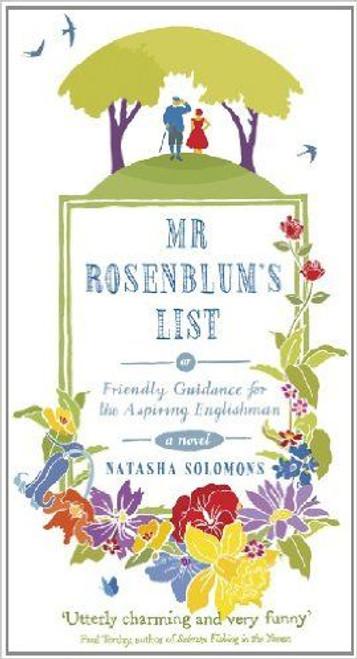 Solomons, Natasha / Mr Rosenblum's List: or Friendly Guidance for the Aspiring Englishman