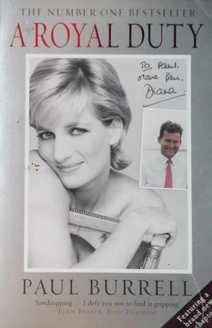 Burrell, Paul / A Royal Duty