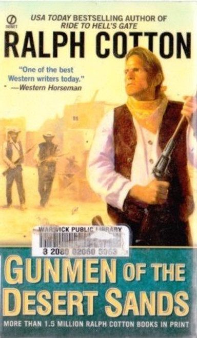 Cotton, Ralph / Gunmen of the Desert Sands