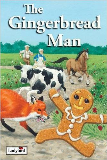 Ladybird / The Gingerbread Man