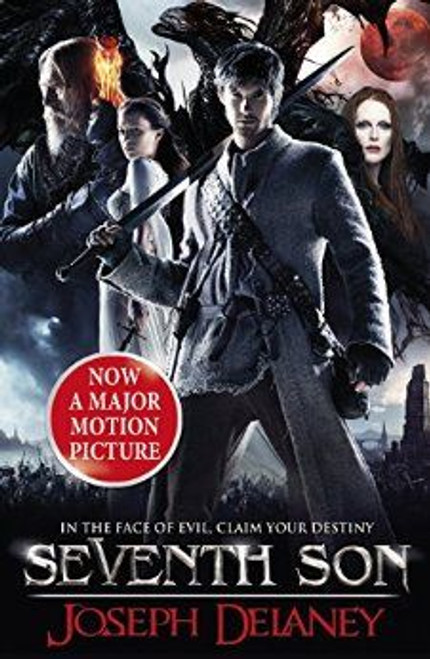 Delaney, Joseph / Seventh Son ( Film Tie -in ed of The Spook's Apprentice -  Wardstone Series, Book 1)