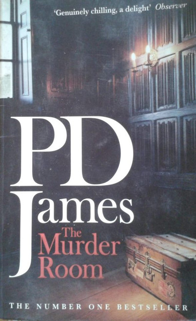 James, P.D. / The Murder Room
