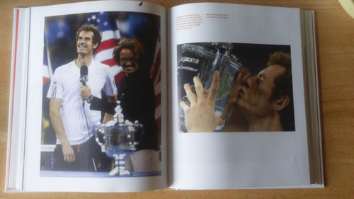 Murray, Andy Seventy Seven - My Road to Wimbledon Glory 2013 Hardcover Tennis