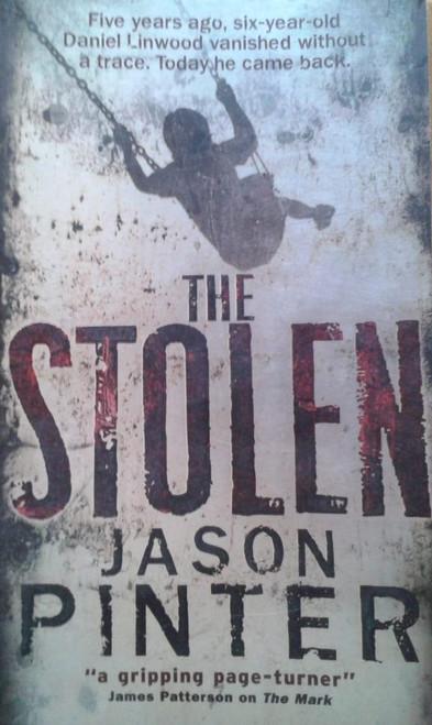 Pinter, Jason / The Stolen