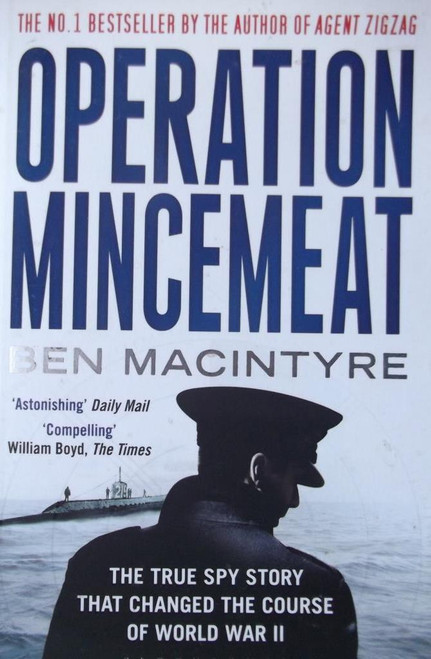 MacIntyre, Ben / Operation Mincemeat