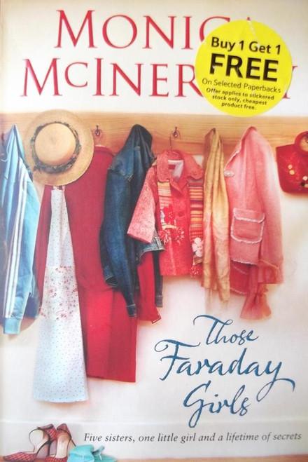 McInerney, Monica / Those Faraday Girls