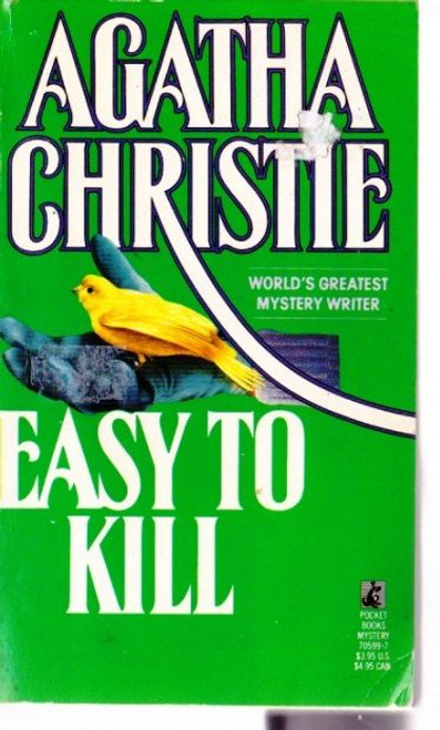 Christie, Agatha / Easy to Kill