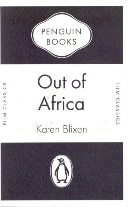 Blixen, Karen / Out of Africa - PB