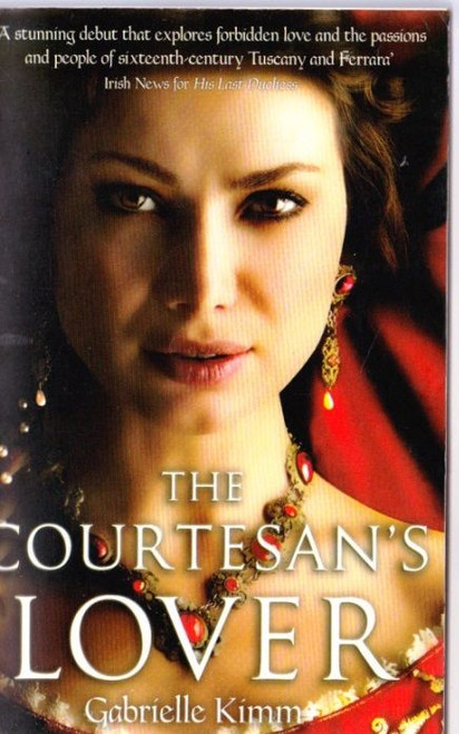 Kimm, Gabrielle / The Courtesan's Lover
