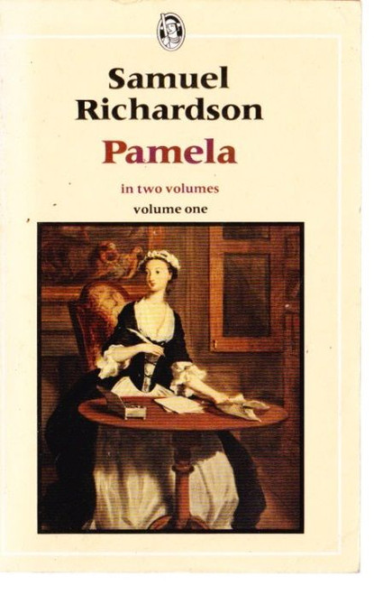 Richardson, Samuel / Pamela (vol. 1)