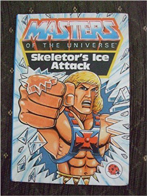 Ladybird / Skeletor's Ice Attack (Masters of the Universe)