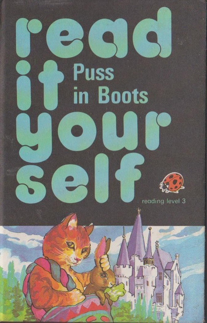 Ladybird / Read it Yourself: Puss in Boots