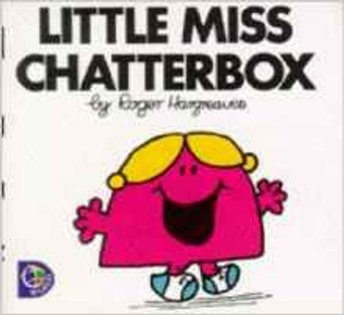 Mr Men and Little Miss, Little Miss Chatterbox