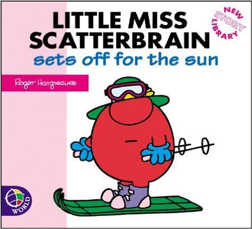 Mr Men and Little Miss, Little Miss Scatterbrain Sets Off for the Sun