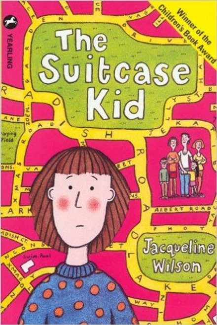 Wilson, Jacqueline / The Suitcase Kid