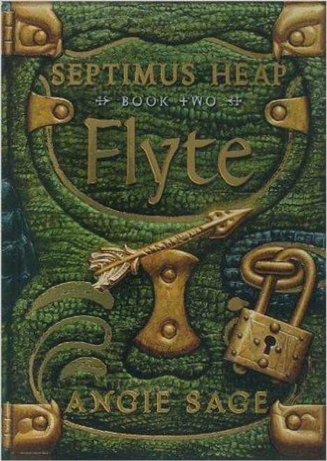 Sage, Angie / Flyte ( Septimus Heap Series - Book 2 )
