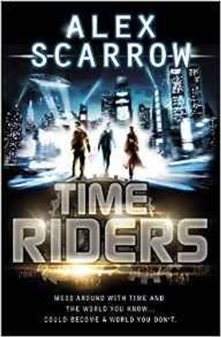 Scarrow, Alex / TimeRiders