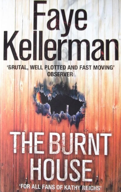 Kellerman, Faye / The Burnt House