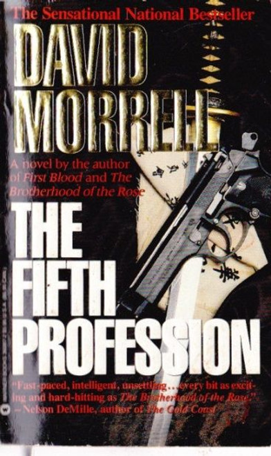 Morrell, David / The Fifth Profession