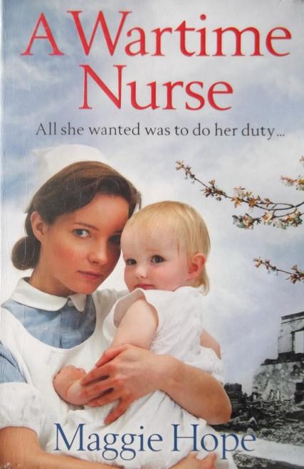 Hope, Maggie / a Wartime Nurse