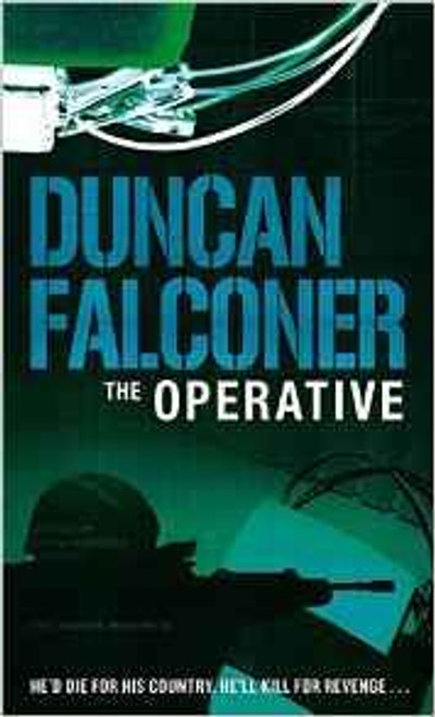Falconer, Duncan / The Operative