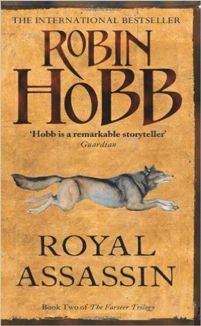 Hobb, Robin / Royal Assassin - Farseer Trilogy Book 2