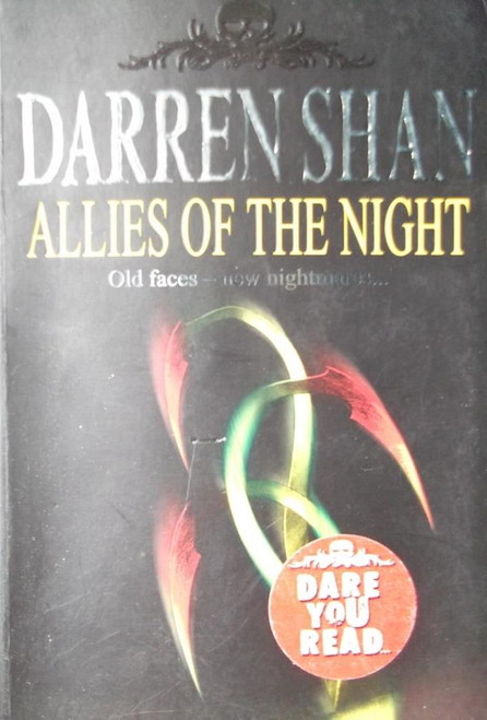 Shan, Darren / Allies of the Night ( Saga of Darren Shan, Book 8 )