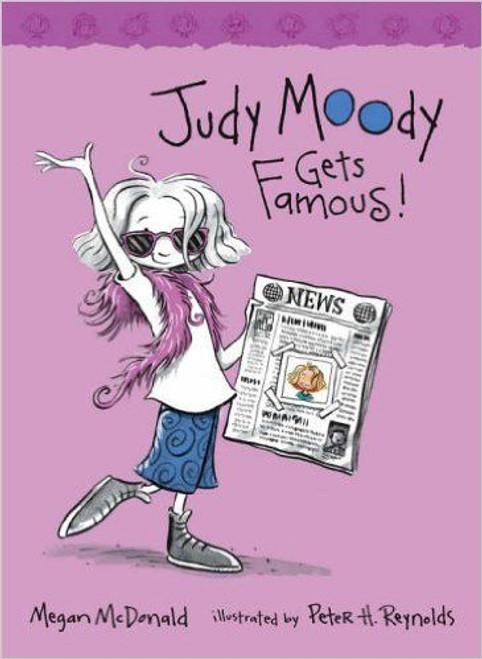 McDonald, Megan / Judy Moody Gets Famous