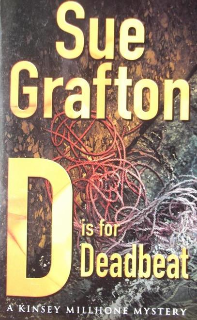 Grafton, Sue / D is for Deadbeat