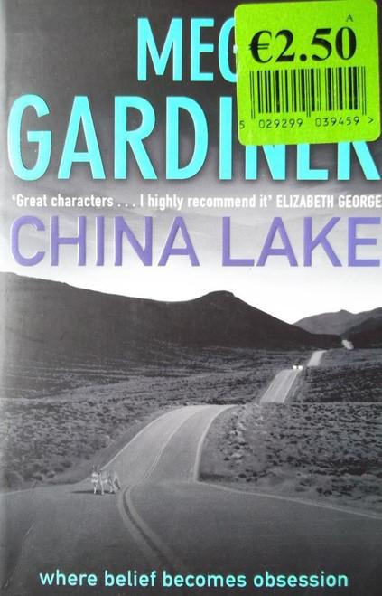 Gardiner, Meg / China Lake