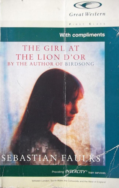 Faulks, Sebastian / The Girl at the Lion D'or