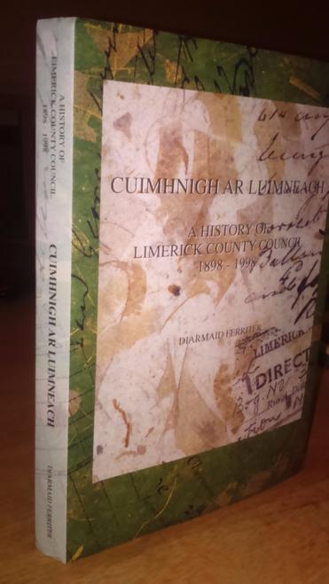 Ferritéar, Diarmaid - Cuimhnigh ar Luimneach - Limerick County Council History 1898-1998 - HB