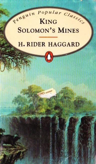 Haggard, H Rider / King Solomon's Mines