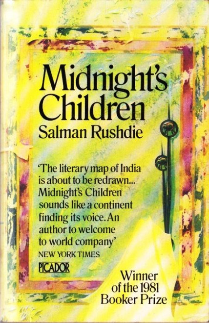 Rushdie, Salman / Midnight's Children - Booker Prize Winner