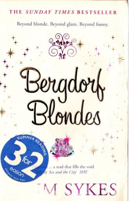 Sykes, Plum / Bergdorf Blondes