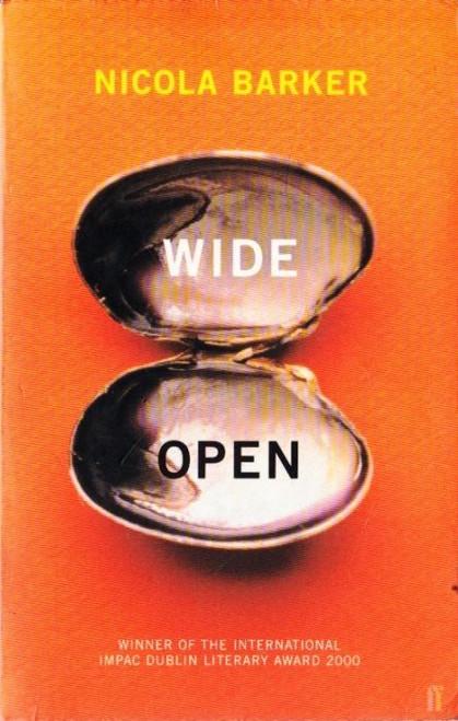 Barker, Nicola / Wide Open