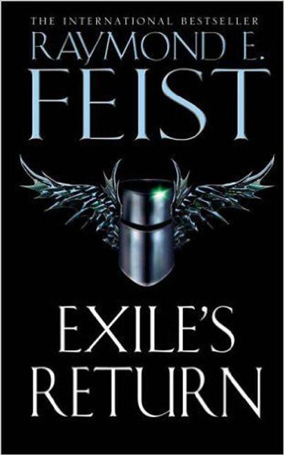 Feist, Raymond E. / Exile's Return ( Conclave of Shadows Book 3 )