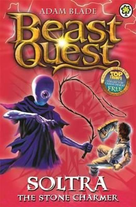 Blade, Adam / Beast Quest: Soltra the Stone Charmer