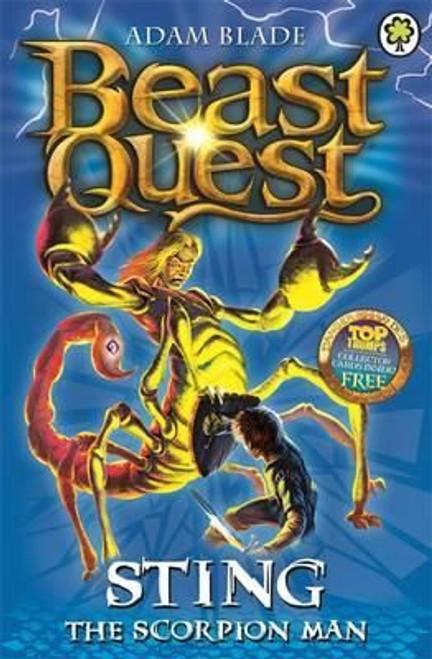 Blade, Adam / Beast Quest: Sting the Scorpion Man