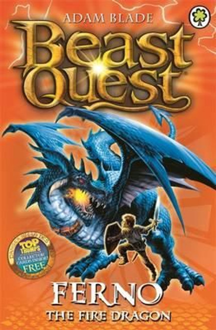 Blade, Adam / Beast Quest: Ferno the Fire Dragon