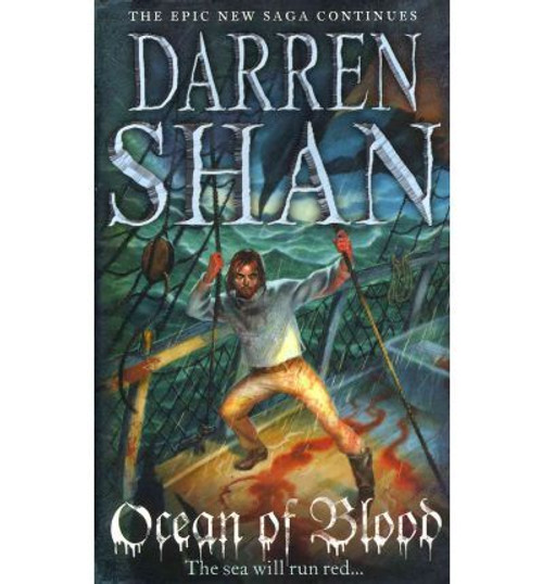 Shan, Darren / Ocean of Blood ( Larten Crepsley, Book 2)