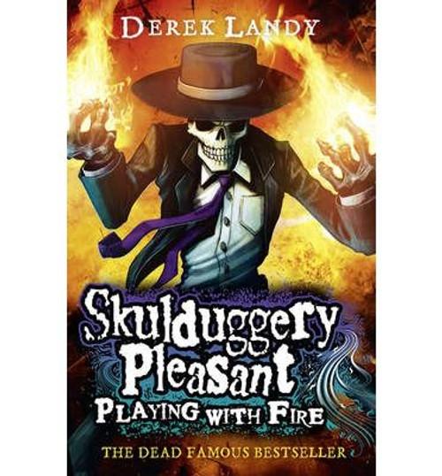 Landy, Derek / Skulduggery Pleasant: Playing with Fire ( Skulduggery Book 2 )
